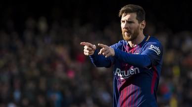 Netflix, ficha a Messi