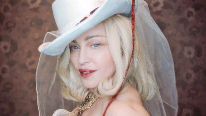 Madame X, el nuevo disco de Madonna.