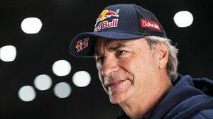 El madrileño Carlos Sainz (Mini), poco antes de iniciar el Dakar-2020.