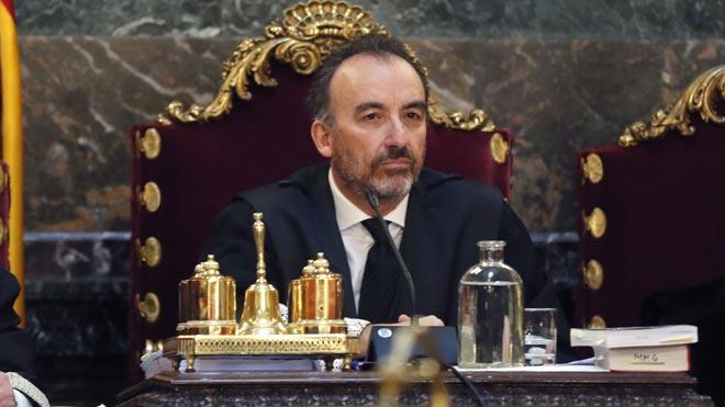 Manuel Marchena, nuevo presidente del Consejo General del Poder Judicial.