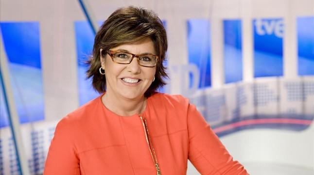 La periodista de TVE María Escario.