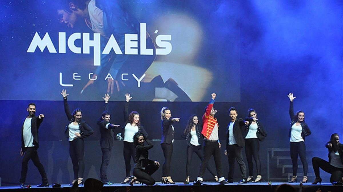 El equipo de 'Michael's Legacy' al completo.