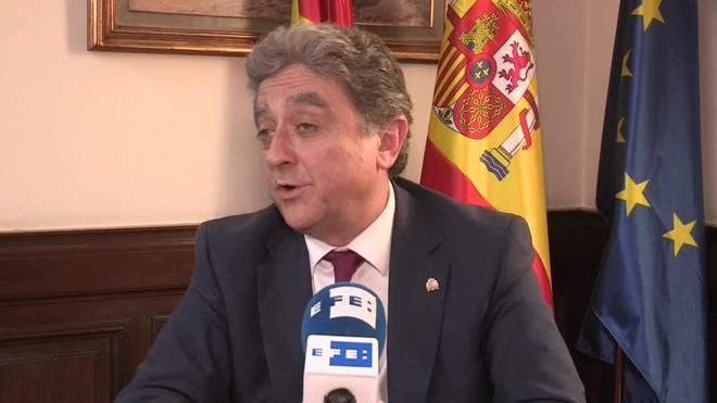 Millo ha aludido a los seis meses de aplicación del artículo 155 de la Constitución en Catalunya y ha subrayado que uno de los elementos que más ha caracterizado el trabajo del Gobierno de España en estos meses es el escrupuloso respeto a las instituciones catalanas.