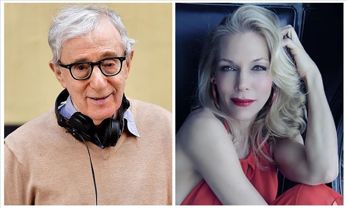 La modelo Babi Christina Engelhardt relata su idilio con Woody Allen cuando tenía 16 años.