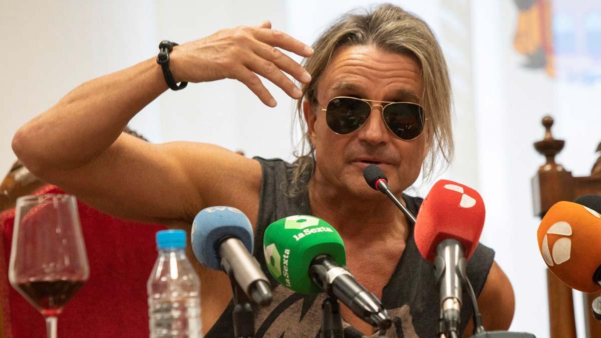 Nacho Cano vuelve a los escenarios en el festival Sonorama.