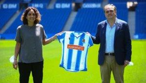 Natàlia Arroyo, nova entrenadora de la Reial Societat femenina