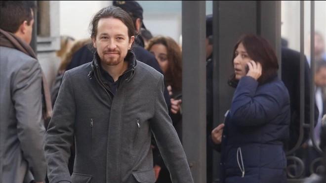 Iglesias se siente defraudado por Sánchez en la negociación