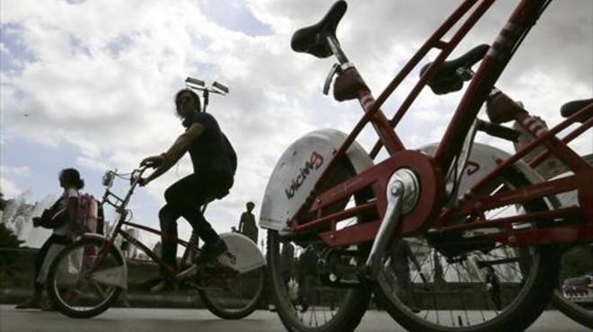 Desdoblemos los carriles bici