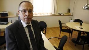 Pere Laymon, consejero delegado deGeneral Markets Food Iberica (antes Grupo Miquel).