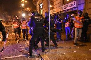 Interior torna a enviar antiavalots de fora de Catalunya per a la Diada