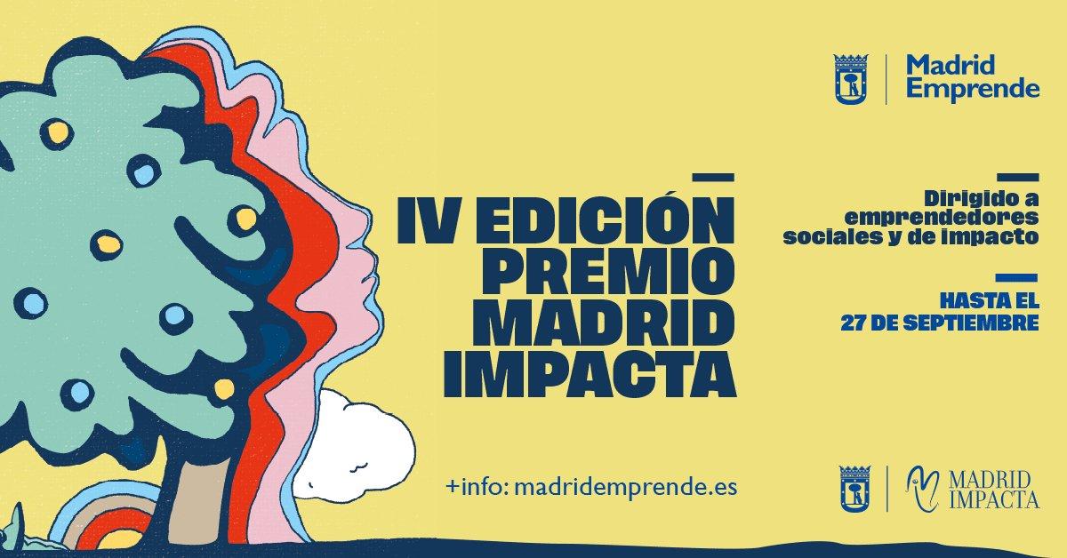 Madrid premiará con 8.000 euros a tres emprendedores que ayuden con la COVID