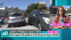 """El clan de 'Los Pantoja' agrede a un equipo de 'El programa de Ana Rosa': """"Nos han pegado puñetazos"""""""