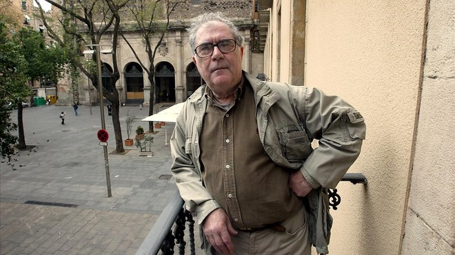 Ramón Chao, fotografiado en el 2005 en Barcelona