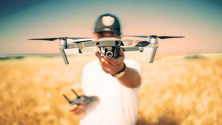 Recomendaciones para el uso lúdico de los drones (AESA)