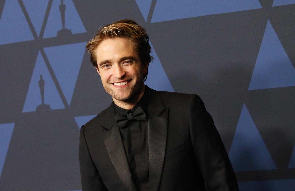 Pattinson dará vida a Batman.