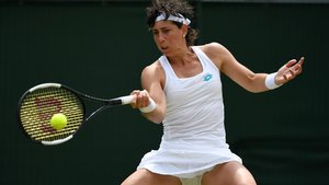 Carla Suárez s'estavella una altra vegada contra Serena Williams