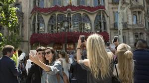 El sábado le sienta bien a Sant Jordi