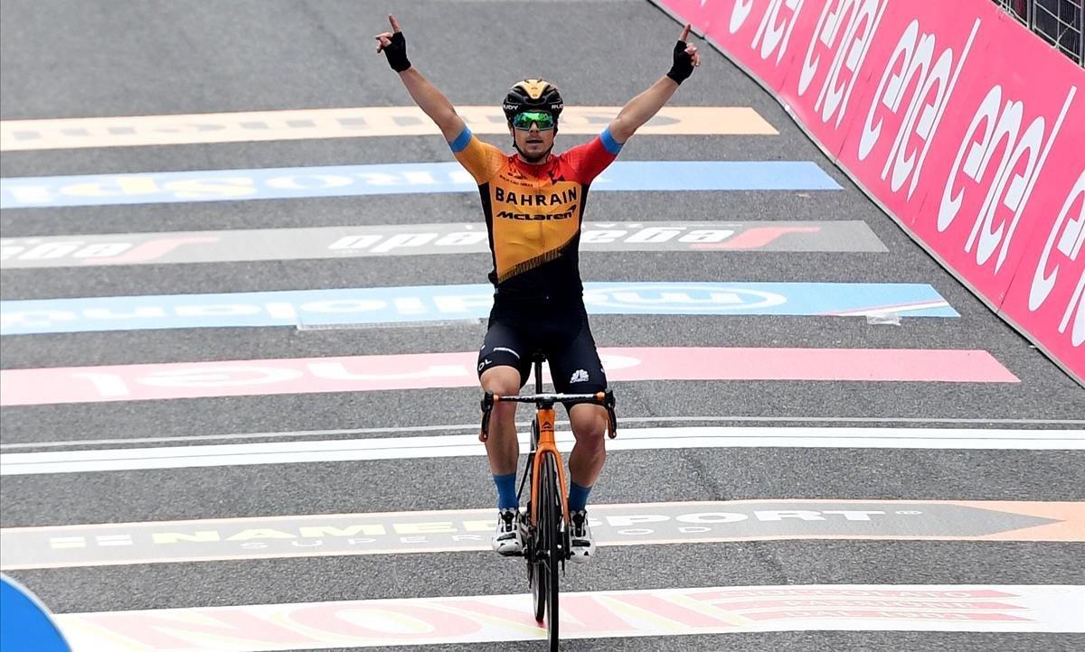 El Giro s'agafa un dia de treva davant Madonna di Campiglio