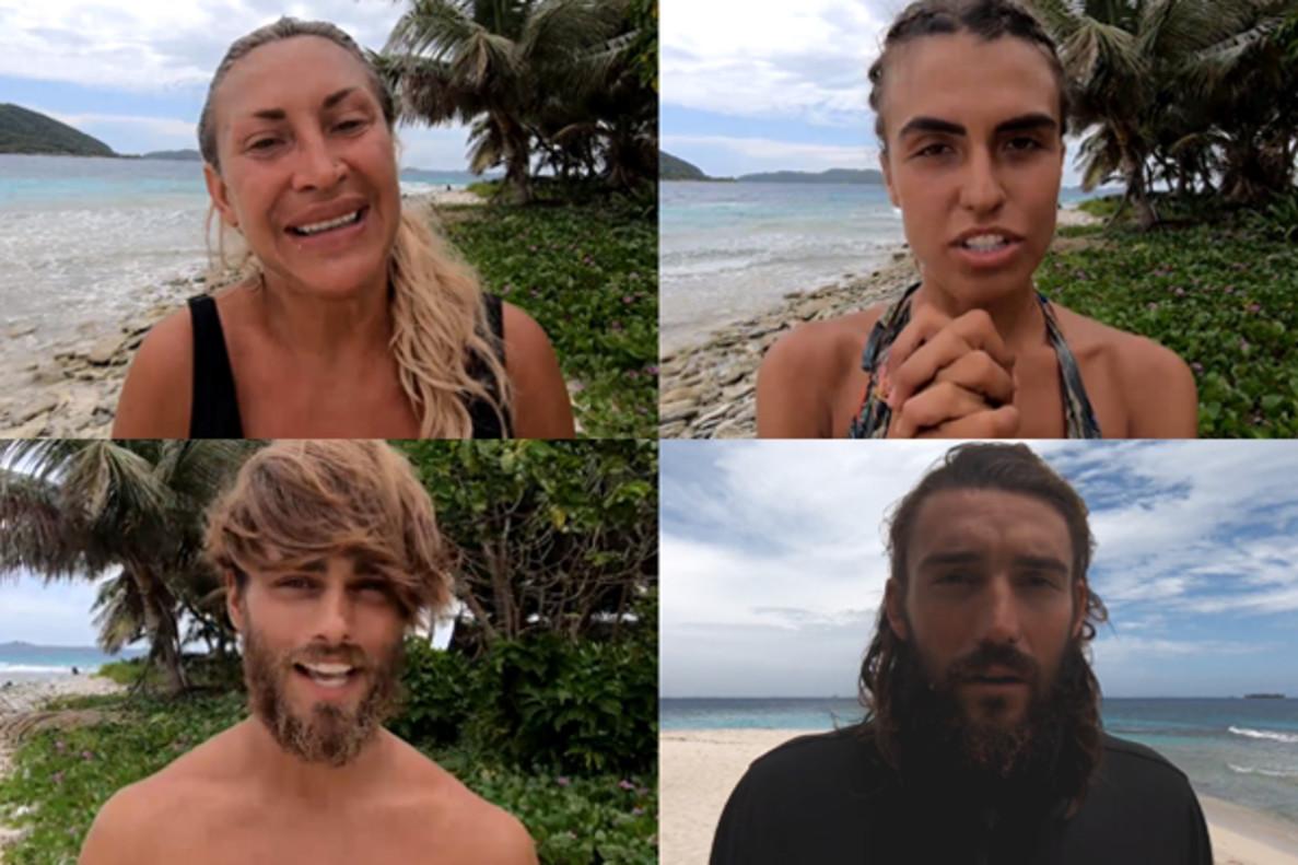¿Quién debe ganar 'Supervivientes'? Los finalistas lanzan sus alegatos a la audiencia