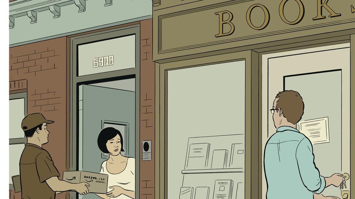La portada de The New Yorker publicada hace diez años y ahora recuperada y tuneada en las redes sociales.