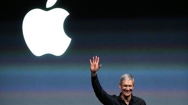 Apple alcanza una capitalización en bolsa de 1 billón de dólares