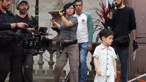 Comença el rodatge d''Un mundo para Julius' amb Nacho Fresneda i Xavier Sardà