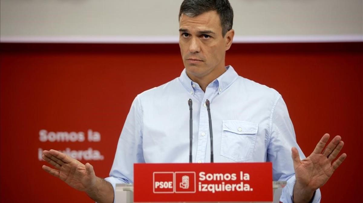 Sánchez atrau Rajoy a una comissió sobre Catalunya al Congrés