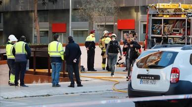 Explosió a Viladecans: el Xavi no respon al mòbil
