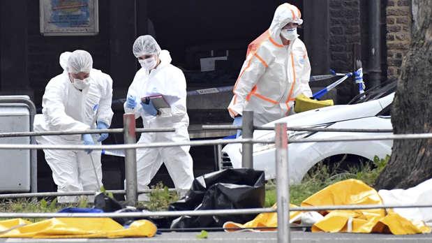 Almenys quatre morts en un tiroteig a Lieja