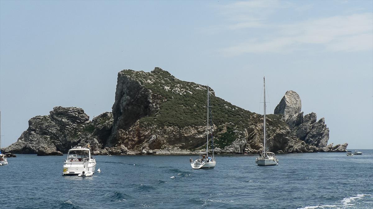 Imagen de Les Illes Medes.