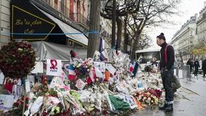 Un detingut a Bèlgica acusat de proveir armes per als atemptats de París del 2015