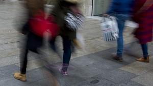Les vendes del comerç minorista s'enfonsen un 3,1% al setembre