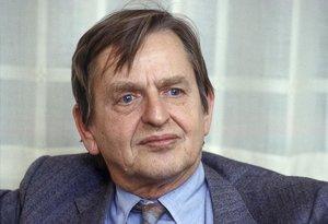 Suècia assenyala un publicista mort com a assassí d'Olof Palme 34 anys després del crim