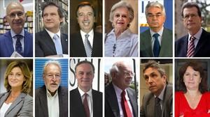Un centenar de personalitats catalanes demanen al Govern català que suspengui el referèndum