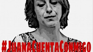 #JuanaCuentaConmigo, 'trending topic' a Twitter
