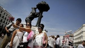 El turisme va augmentar el 13% a Madrid l'any de l'11-M