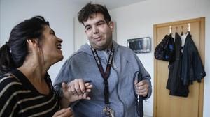 La gesta de l'Òscar: sord, cec i independent