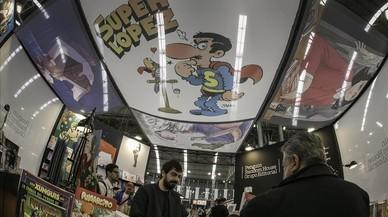 El Salón del Cómic revalida los 118.000 visitantes
