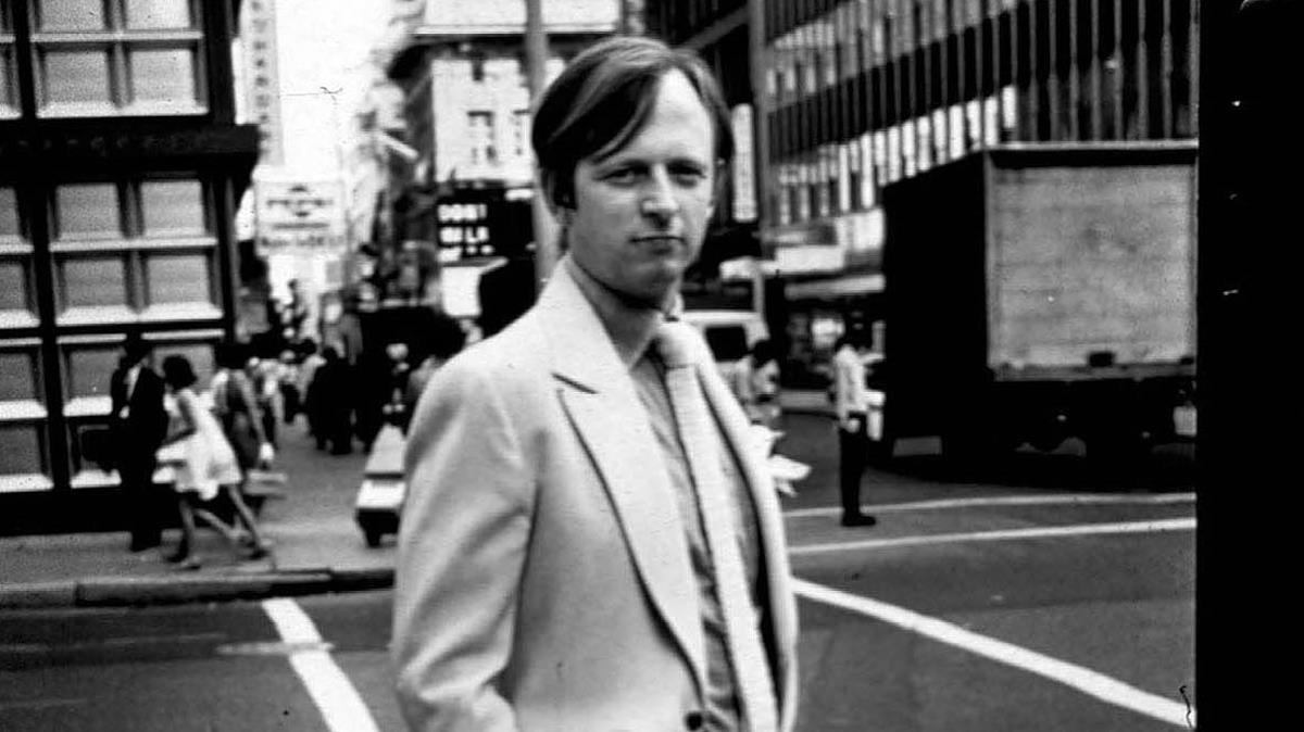 Tom Wolfe, en Nueva York, en 1968.