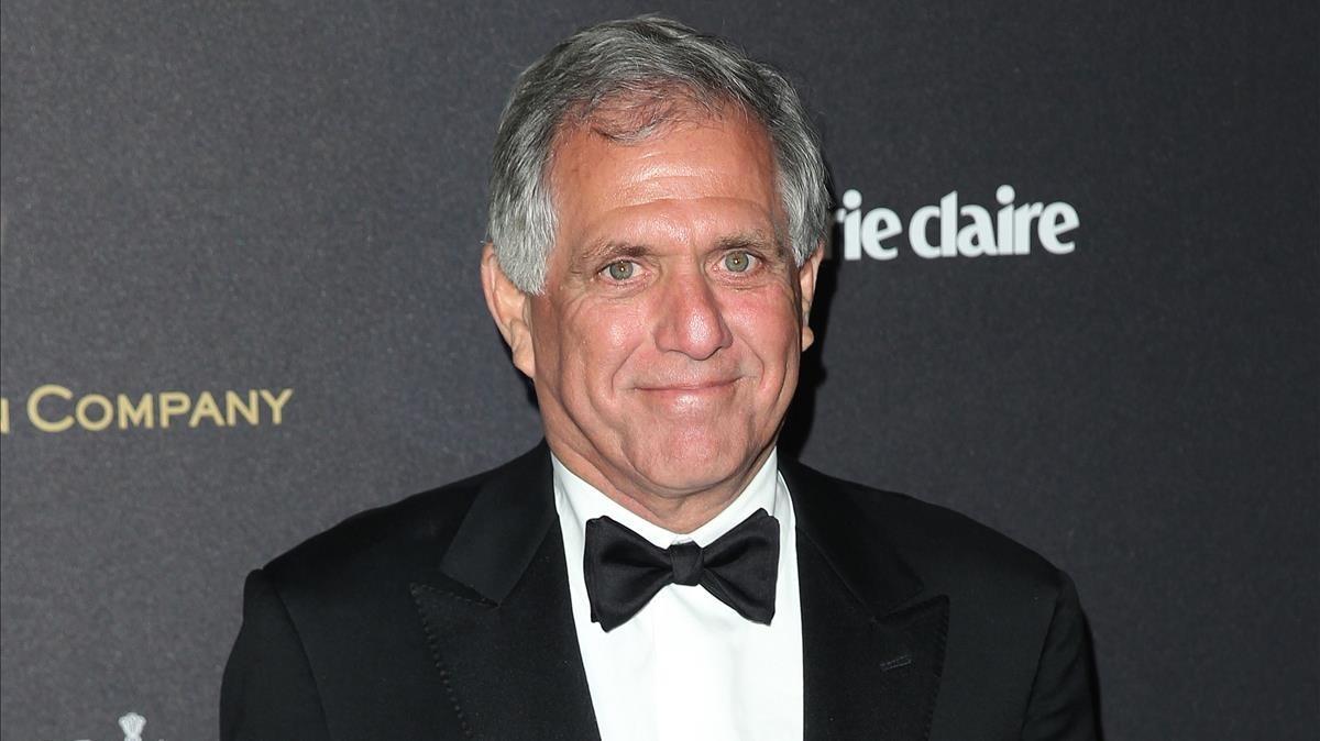 El director ejecutivo de la CBS, Leslie Moonves, acusado de acoso sexual por seis mujeres.