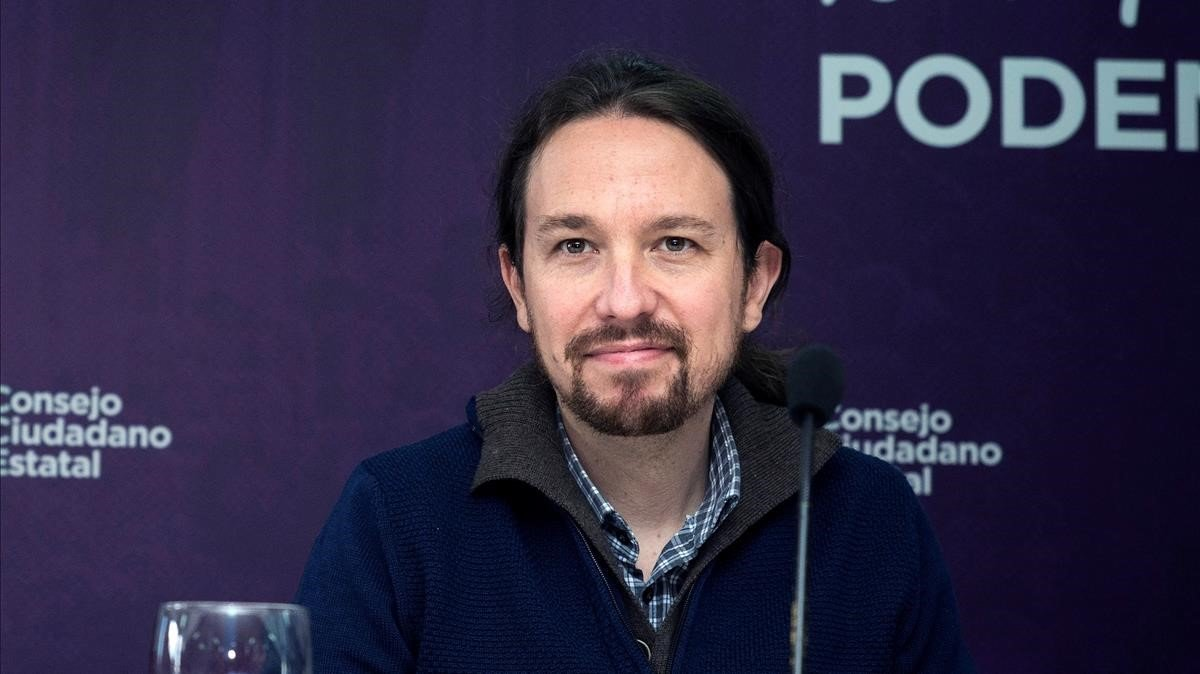 Iglesias revalida la seva candidatura a la Moncloa amb el 89,3% del recolzament en les primàries