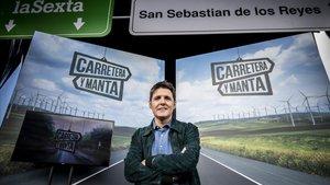 Jesús Cintora torna amb 'Carretera y manta'