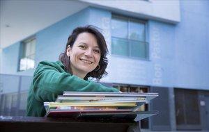 "Virgínia Cierco: ""Una biblioteca no va de llibres, va de persones"""