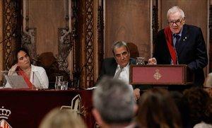 Els barcelonins preferien un pacte amb Maragall que amb Collboni