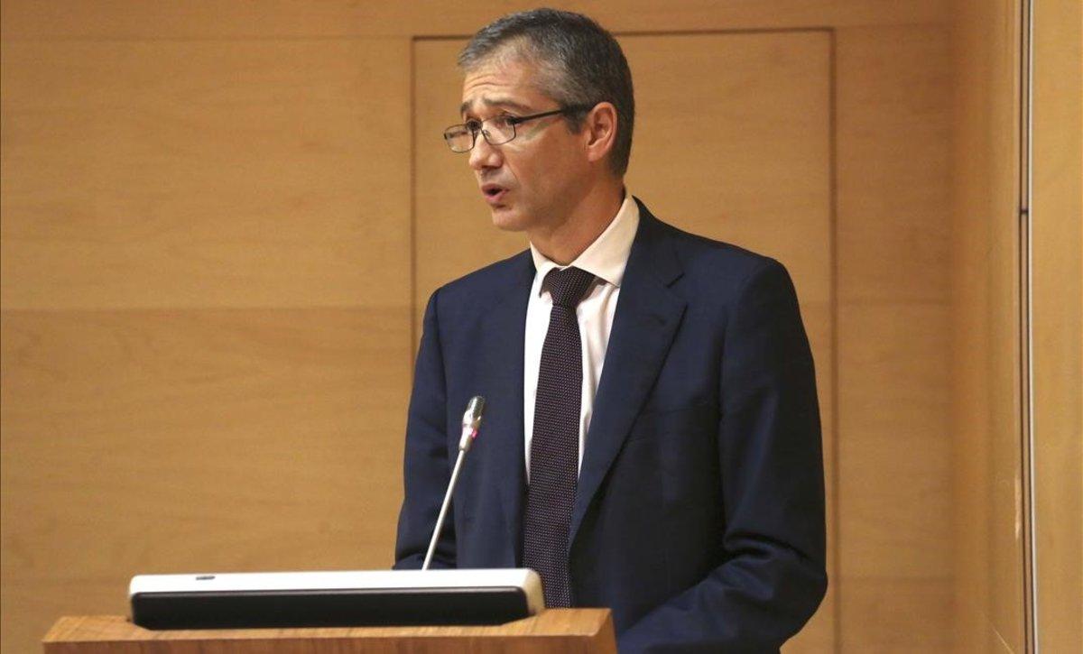 El Banc d'Espanya demana avançar en digitalització i innovació
