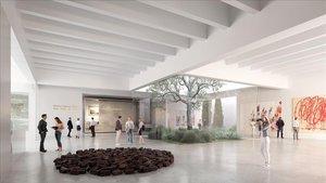 El Museu Thyssen de Sant Feliu de Guíxols obre a la primavera de 2023