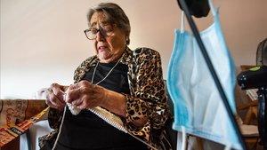 Les àvies confinades més temps