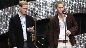 Guillem i Enric lamenten la brevetat de l'última conversa amb Lady Di