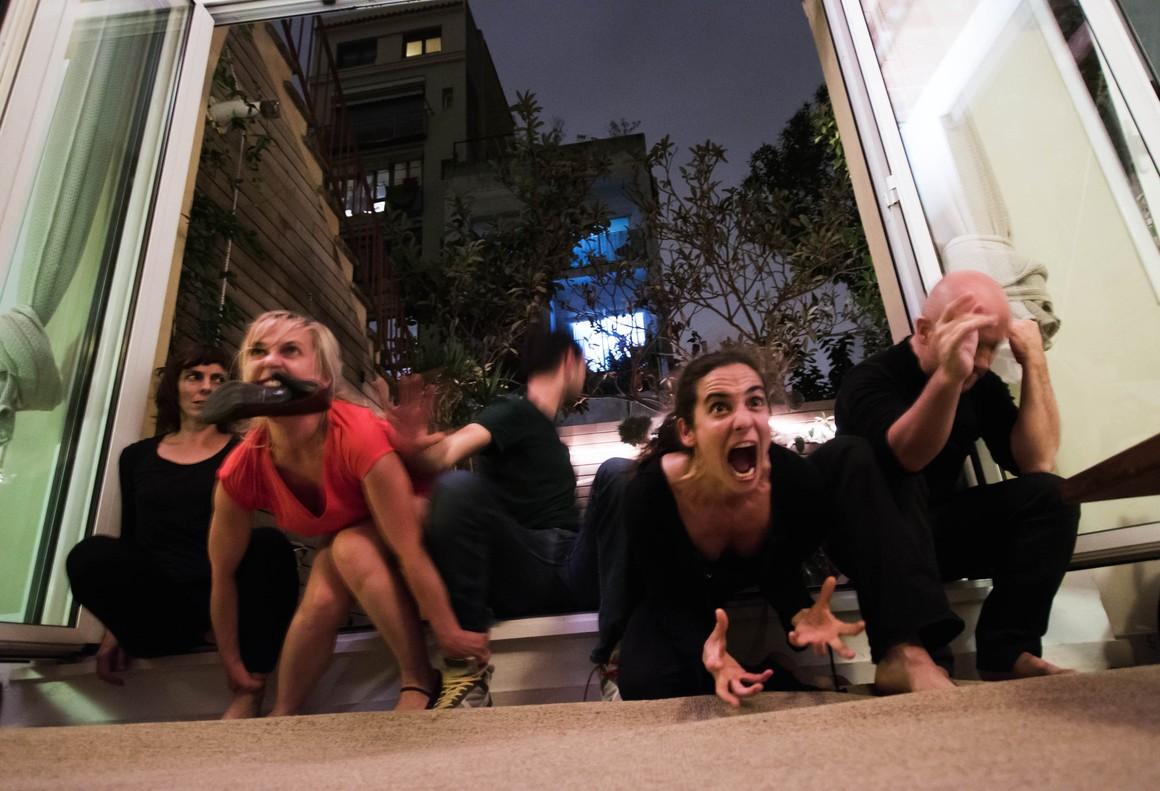 Un camí de Santiago format 'hipster'
