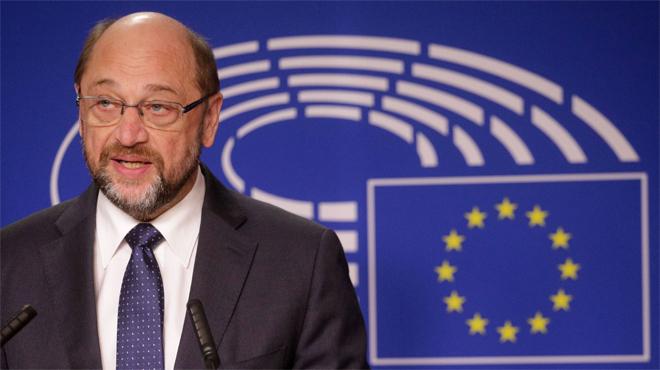 Schulz anuncia que deixa la presidència del Parlament Europeu
